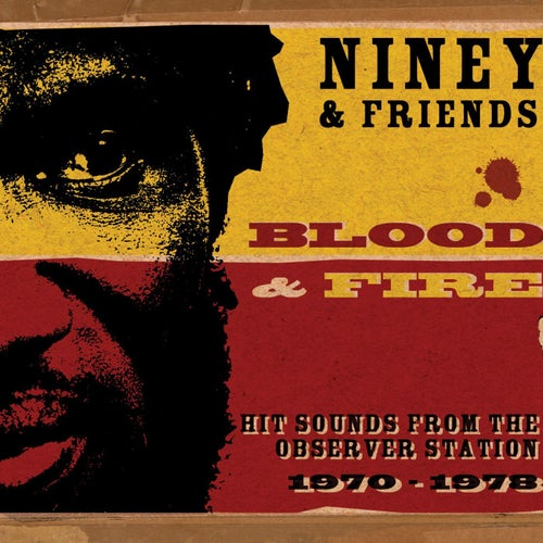 Blood & Fire: Hit Sounds from the Observer Station 1970-1978