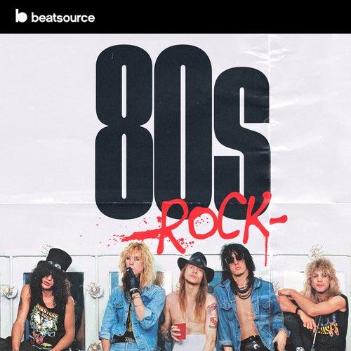 80s Rock Album Art