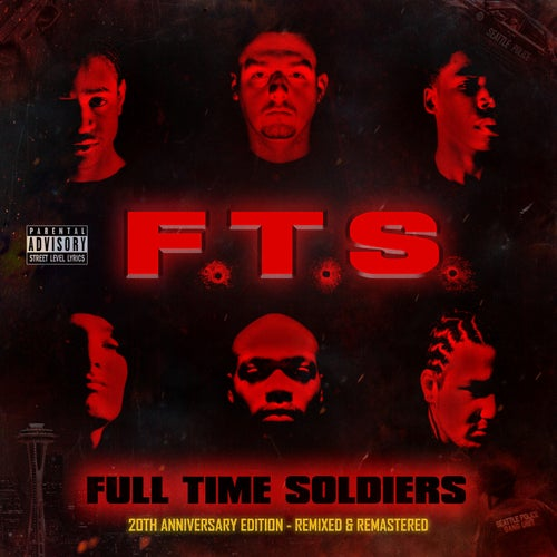Full Time Soldiers (20th Anniversary Edition)