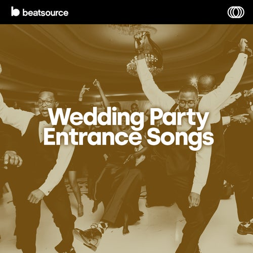Wedding Party Entrance Songs Album Art