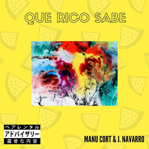 Que rico sabe (feat. J. Navarro)