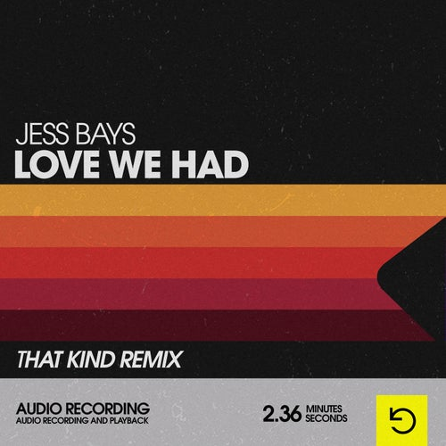 Love We Had (THAT KIND Remix)