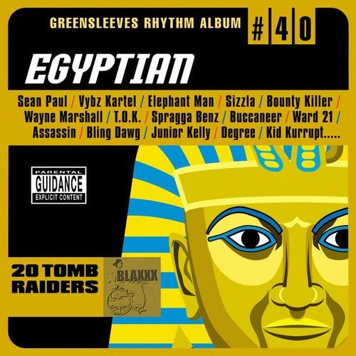 Greensleeves Rhythm Album #40: Egyptian