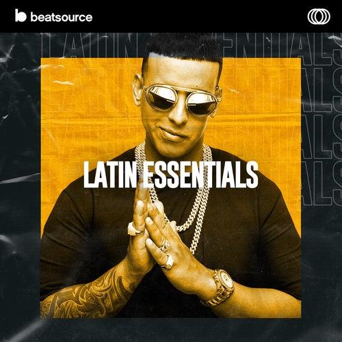 Latin Essentials Album Art