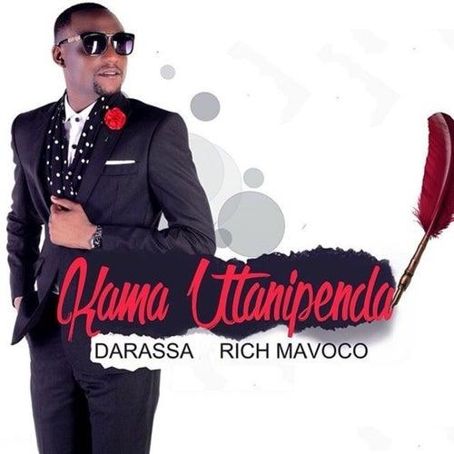 Kama Utanipenda feat. Rich Mavoko
