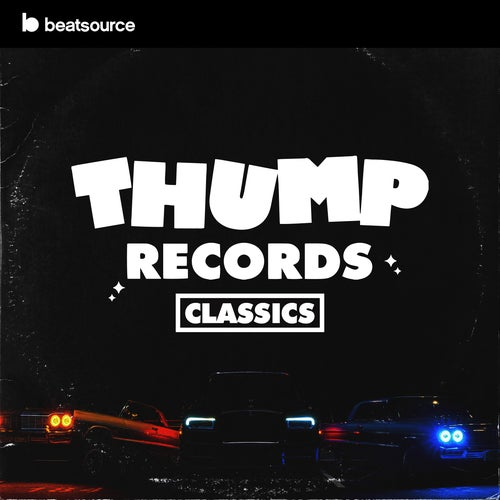 Thump Records Classics Album Art