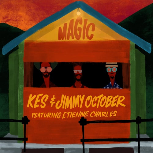 Magic (feat. Etienne Charles)
