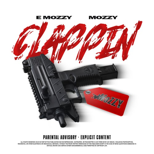 Clappin (feat. Mozzy)