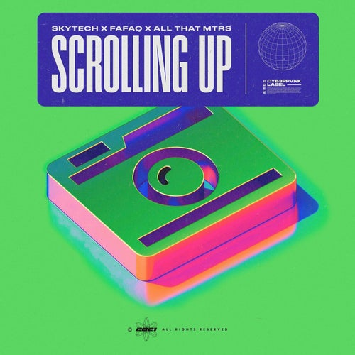 Scrolling Up