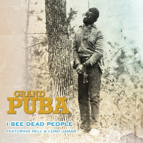 """I See Dead People (feat. Lord Jamar of Brand Nubian & Rell) (12"""")"""
