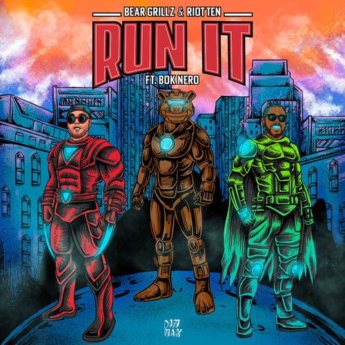 Run It (feat. Bok Nero)