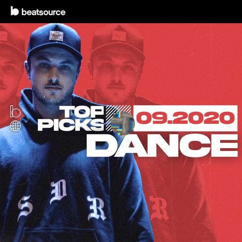 Dance Top Tracks September 2020 Album Art