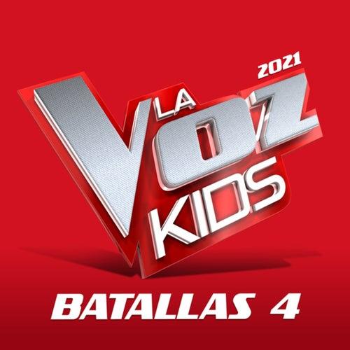 La Voz Kids 2021 – Batallas 4