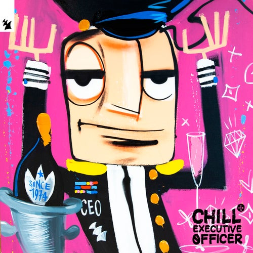 Chill Executive Officer (CEO), Vol. 4 (Selected by Maykel Piron)