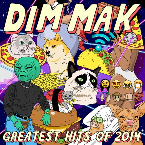 Dim Mak Greatest Hits 2014: Originals