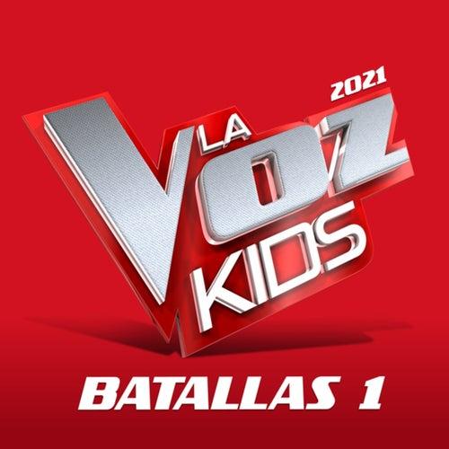 La Voz Kids 2021 – Batallas 1