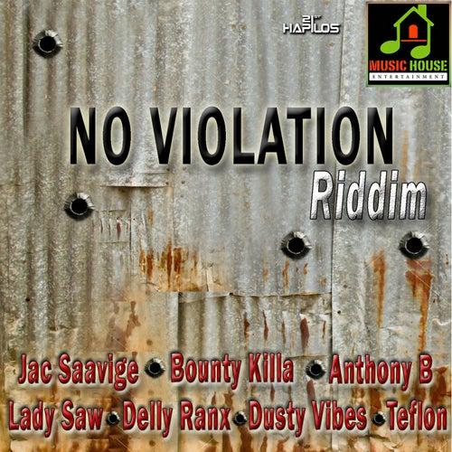 No Violation Riddim
