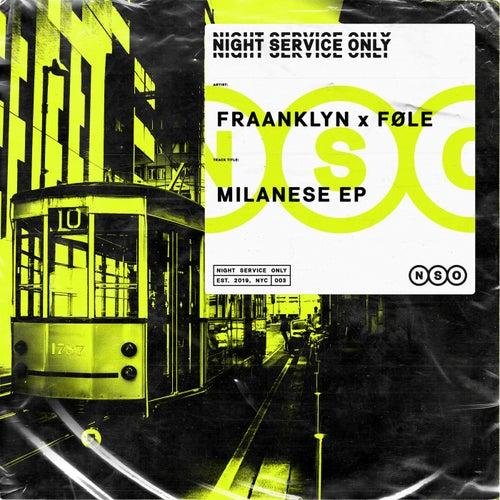 Milanese EP