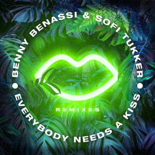 Everybody Needs A Kiss - Remixes