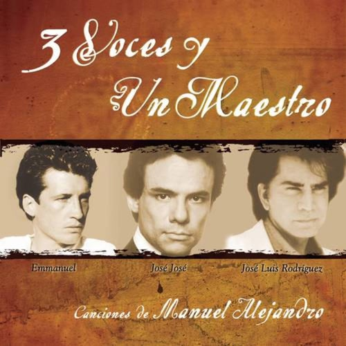 3 Voces Y Un Maestro