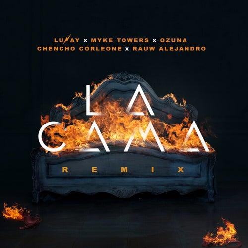 La Cama feat. Chencho Corleone and Rauw Alejandro