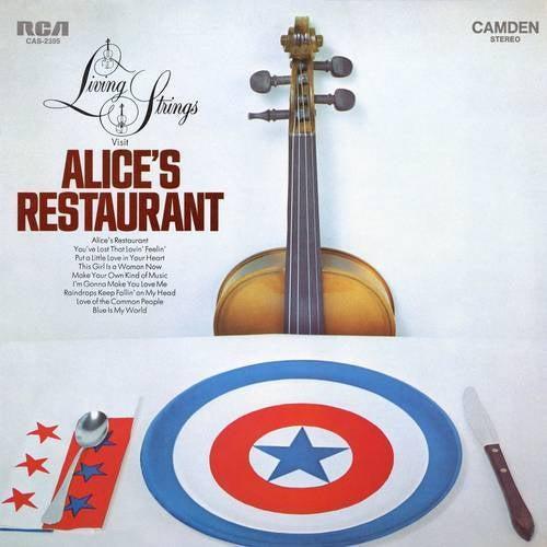 Visit Alice's Restaurant