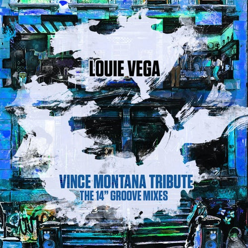 """Vince Montana Tribute (The 14"""" Groove Mixes)"""