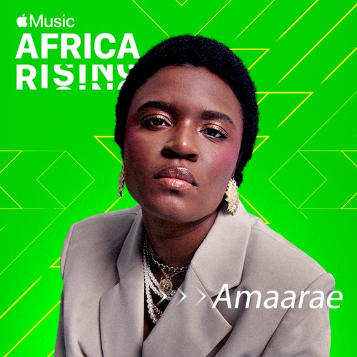 Amaarae Profile