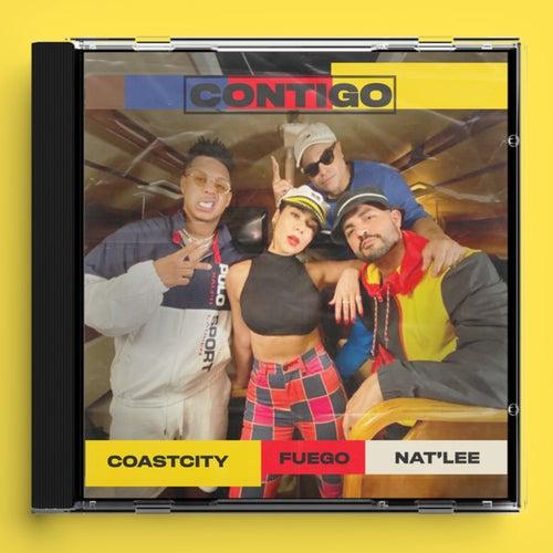 Contigo (feat. Fuego & Nat'Lee)