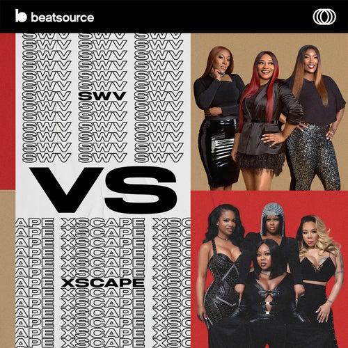 SWV vs Xscape Album Art