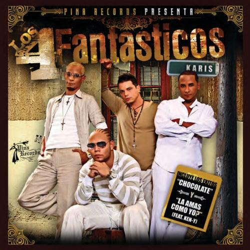 Los 4 Fantasticos