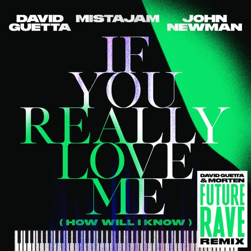 If You Really Love Me (How Will I Know) [David Guetta & MORTEN Future Rave Remix]