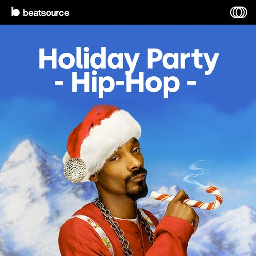 Holiday Party - Hip Hop Album Art