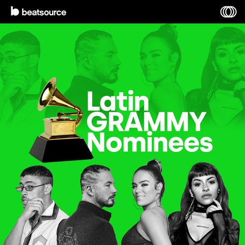 Latin GRAMMY Nominees 2020 Album Art