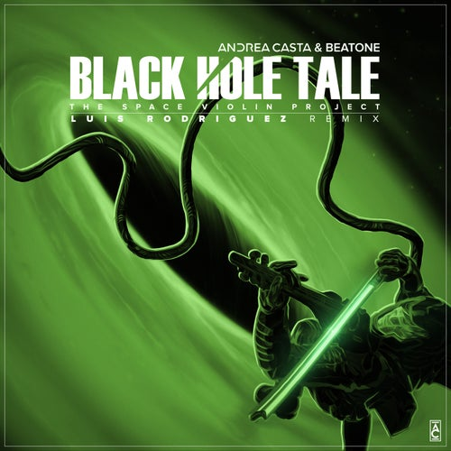 Black Hole Tale: The Space Violin Project