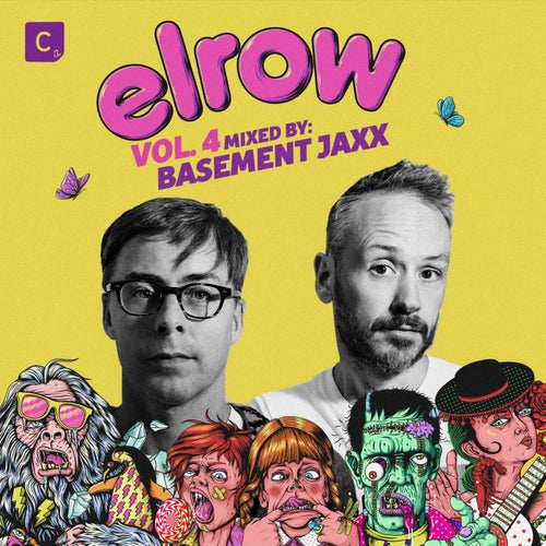 Elrow, Vol. 4 (DJ Mix)