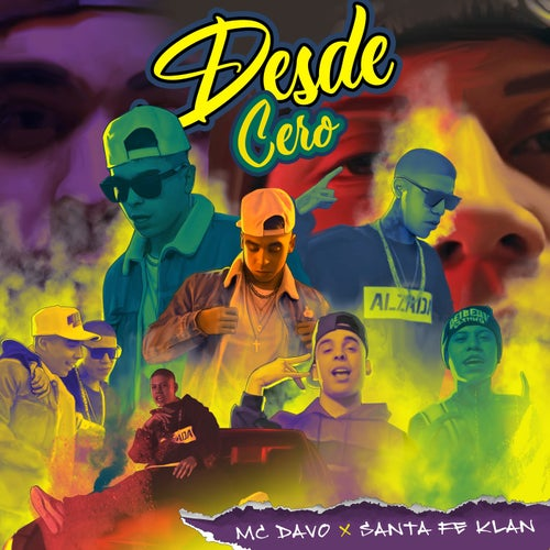 Desde Cero (feat. Santa Fe Klan)