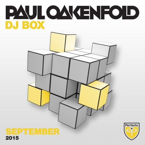 DJ Box - September 2015