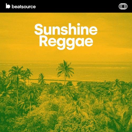 Sunshine Reggae Album Art
