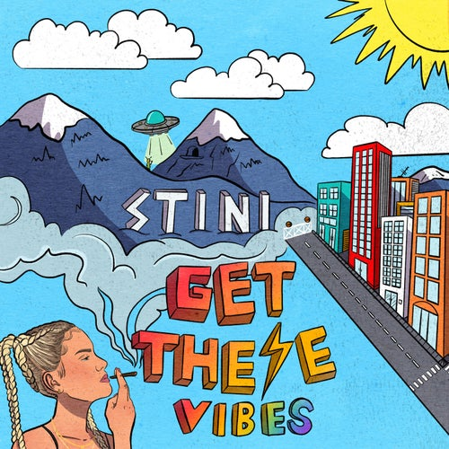 Get These Vibes - EP