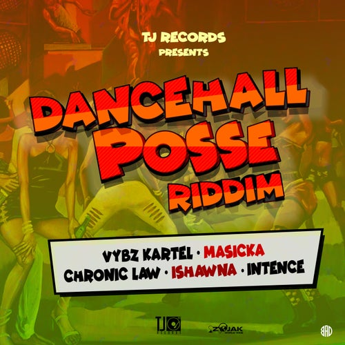 Dancehall Posse Riddim