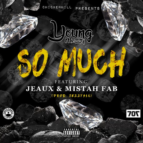 So Much (feat. Jeaux & Mistah F.A.B)