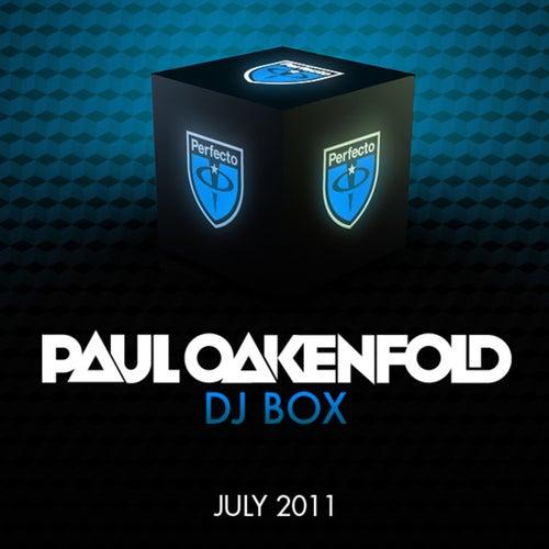DJ Box - July 2011