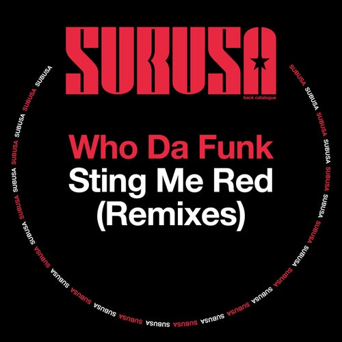 Sting Me Red (Remixes)