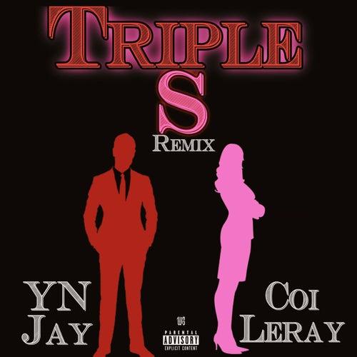 Triple S (Remix) [feat. Coi Leray]