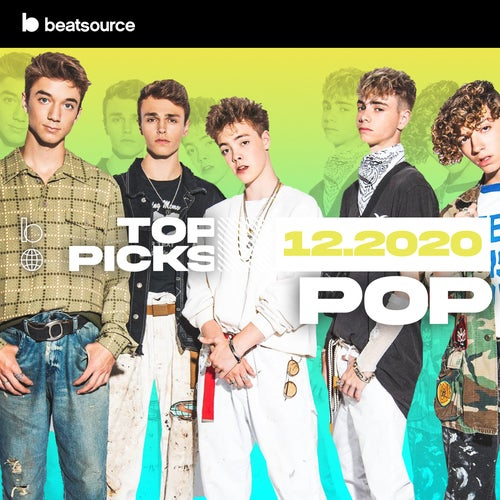 Pop Top Picks December 2020 Album Art