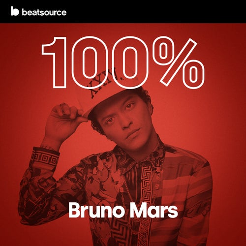100% Bruno Mars playlist