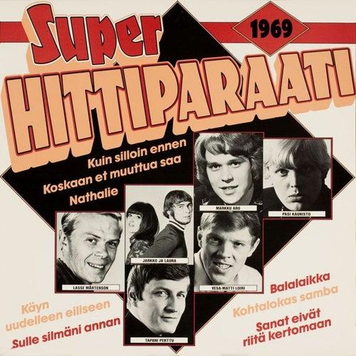 Superhittiparaati 1969