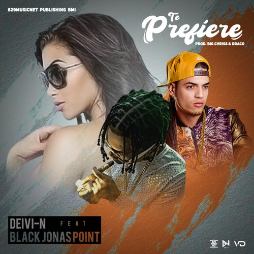 Te Prefiere (feat. black Jonas Point)