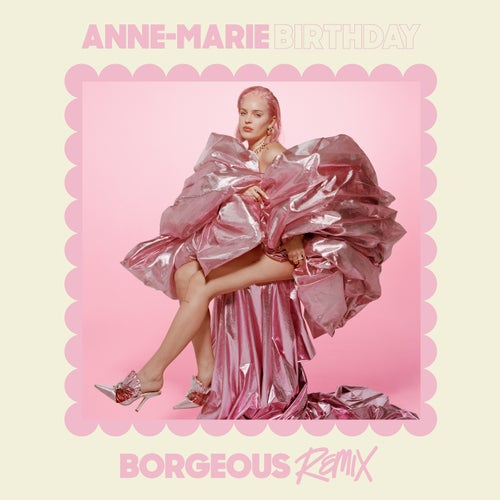 Birthday (Borgeous Remix)